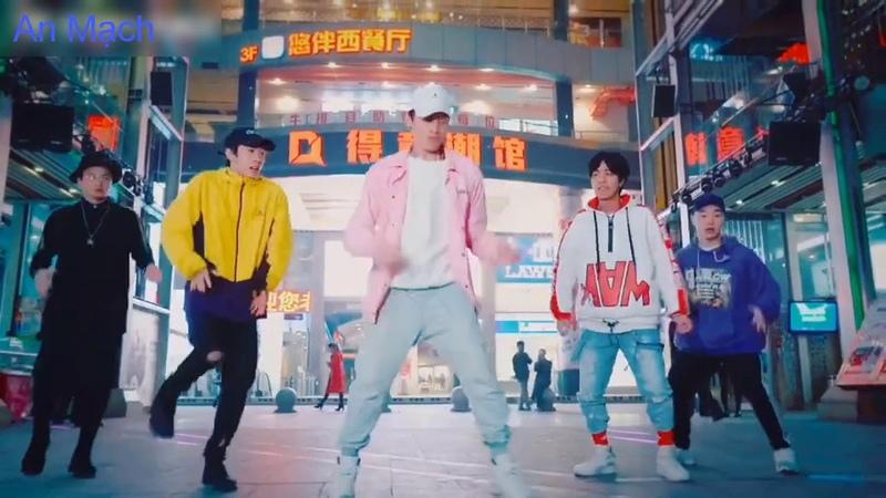 Nhóm Nhảy Toàn Hot Boy Của Trung Quốc