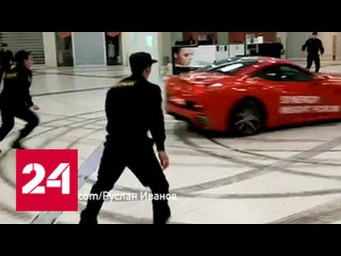Гонки по ТЦ: чем ответит экс-мэр Архангельска за свою глупую шутку