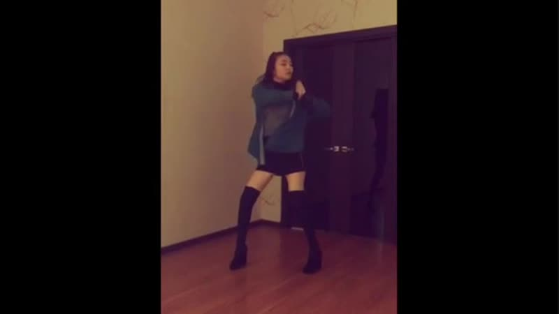 Pre_debut Alem cover Latata( (G)I-DLE )