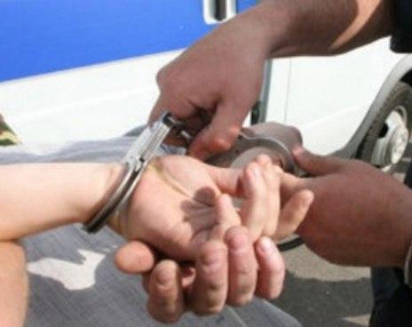 Под Таганрогом полицейские задержали вора-рецидивиста