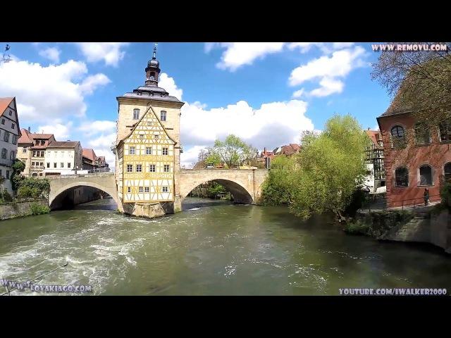 Путевые Заметки.Германия,апрель 2016: Бамберг - немецкая Венеция и немецкий Рим ;)