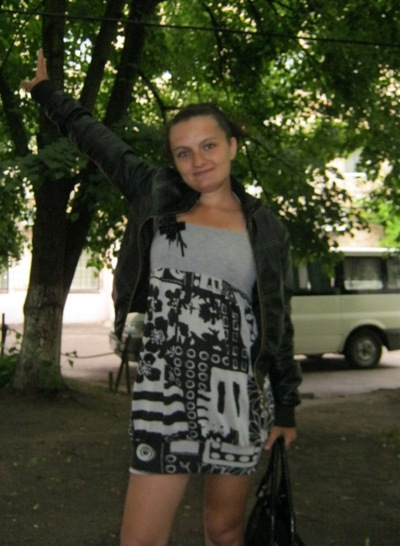 Маша Чорна, 23 марта 1994, Львов, id194727164
