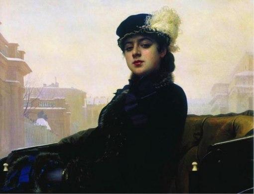 Об удивительной судьбе Софьи Крамской, дочери художника И.Н. Крамского