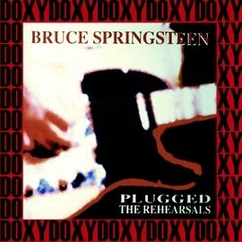 Bruce Springsteen альбом MTV Plugged, the Rehearsals, Warner Hollywood Studios, Los Angeles, Ca. September 22nd, 1992