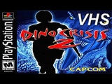 Dino Crisis 2 - Стрим 1 - VHSник