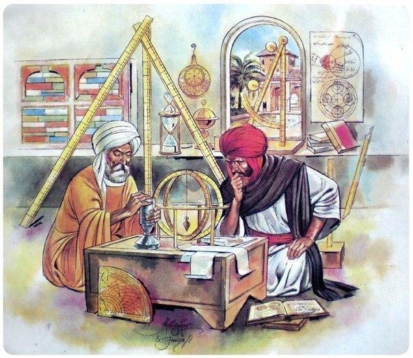 Какие изобретения подарили миру мусульмане.