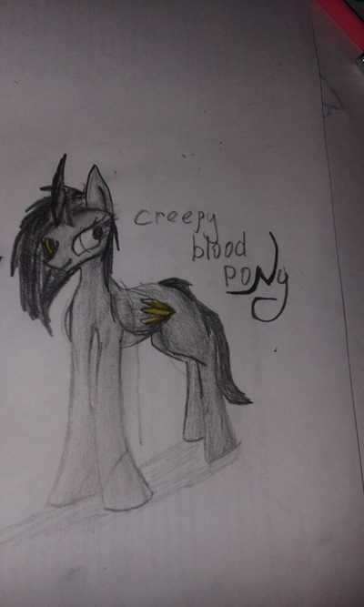 Creepy Blood-Pony, 13 октября 1999, Херсон, id227303488
