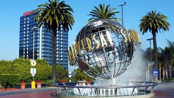 Летние каникулы в Лос-Анджелесе США