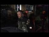 Туляк пытался убить жену: Появилось видео с задержания преступника