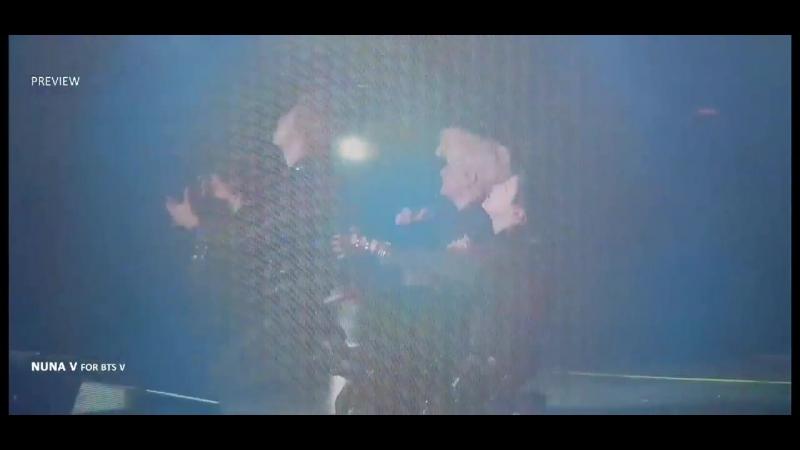 180909 LYS tour in LA - [PREVIEW] Fake Love - 태형 태태 뷔 V @BTS_twt