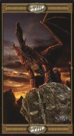 Таро Драконис ELfT5AHK6-k