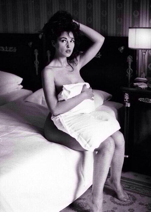 Splendida donna Monica.