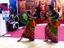 Экспоцентр. Индийский танец VID_20180912_170812