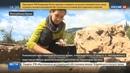 Новости на Россия 24 Артефакт из Артека в пионерлагере нашли базилику крымских готов