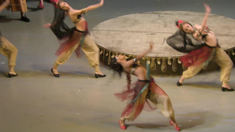 Корсар 6 06 19 Палестинский танец Алина Красовская
