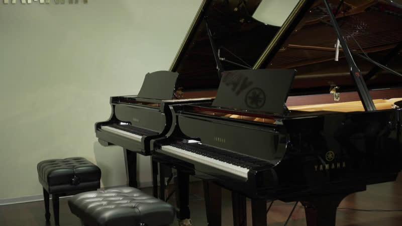 Онлайн-трансляция мастер-класса пианиста Александра Романовского