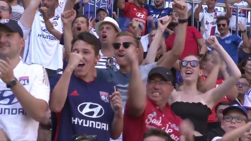 Le résumé de la victoire de la TeamOL face à Amiens !