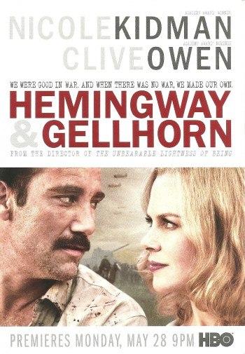 Тв hemingway gellhorn 2012 смотреть онлайн