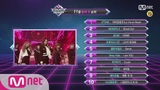 What are the TOP10 Songs in 2nd week of November M COUNTDOWN 181108 EP.595