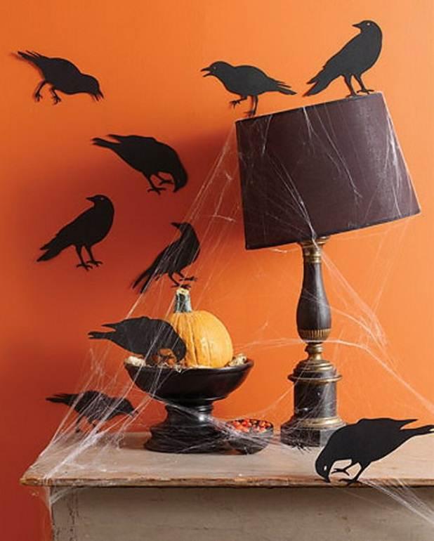 укршаем дом на хелоуин