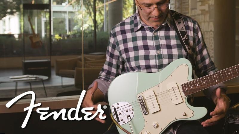 Inside The Parallel Universe Jazz Tele   Parallel Universe   Fender