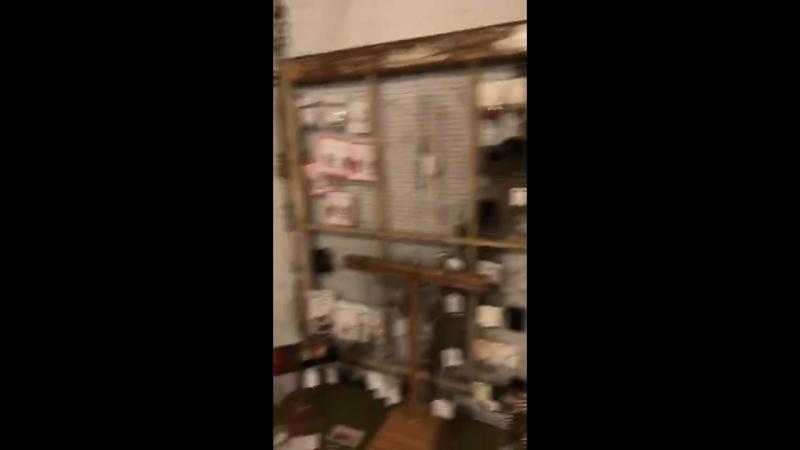 Дэннил и Энтуон Таннер на съемках фильма The Christmas Contract в Луизиане