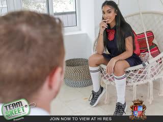 Claire black [pornmir, порно вк, new porn vk, hd 1080, all sex, doggystyle, facial, uniform, school girl, teen, stockings]