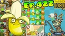 Plants vs. Zombies 2 - Got a new Plant Banana Launcher - Big Wave Beach Day 27 (Ep.422)
