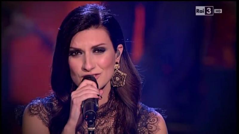 Laura Pausini Paraguay Lato Destro Del Cuore Live Che Tempo Che Fa Del 20 12 2015