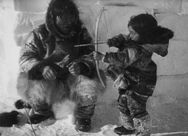 Конфликт чукчей и эскимосов в 1947 году.