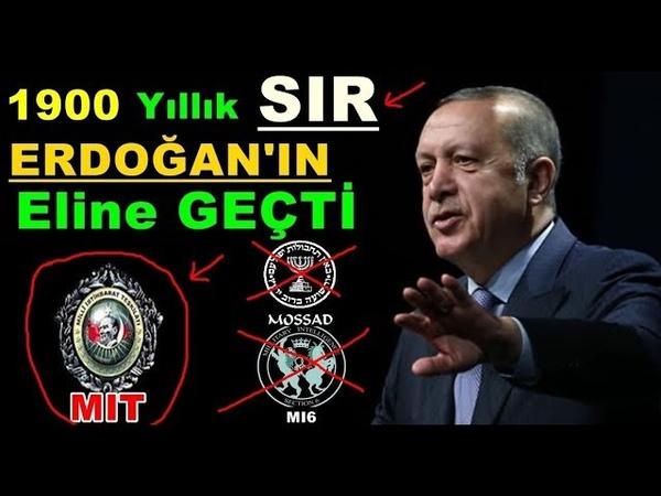1900 yıllık sır Erdoğannın eline geçti! ŞOK Olacaksınız