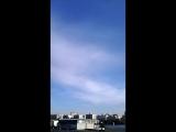 Химтрейлы. Новосибирск. 11. 08. 2018. 8-30. Е. Тардасова-Юн