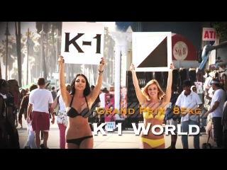 K-1 WORLD GP EUROPE -85kg DEC 3 2016