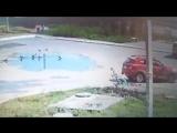 ДТП велосипедист затон 06.08.2018г