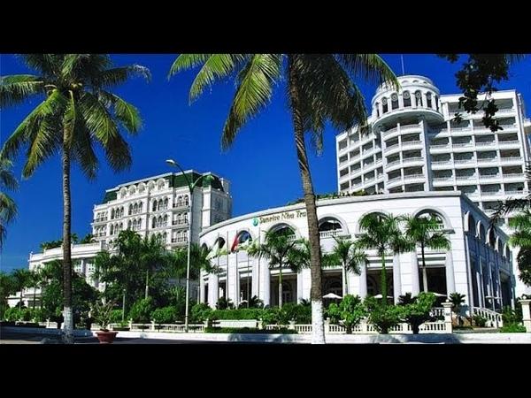 203 Вьетнам Нячанг Гостиницы в колониальном стиле Nha Trang colonial style hotels