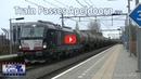 Train passes Apeldoorn 86