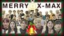 [Z영상] JBJ95-함은정-조우리-이상이-주원탁-세븐어클락, 스타들의 크리스마스 인사 '행복하고 따뜻한 크리스마스 보내세요!'