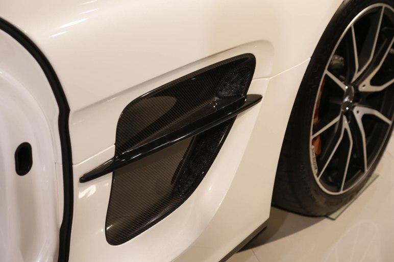 Mercedes SLS 63 AMG