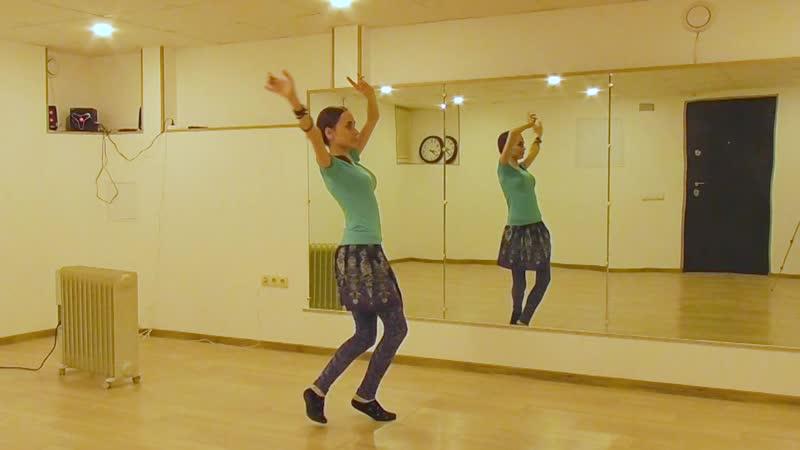 ATS® Fast Moves Turkish Shimmy 1 4 Quater Turn @ танцевальный трайбл словарь