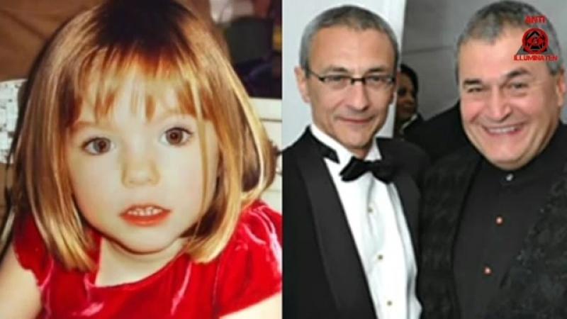 Pizzagate/Pädogate: Haben John Podesta und sein Bruder Maddie McCann entführt?