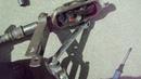 Как сделать педальный привод для катамарана из механической советской дрели