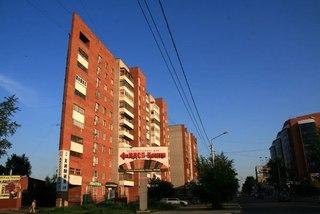"""""""Плоские """" дома Москвы."""