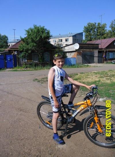 Алексей Галанов, 1 июля , Бирск, id157491249