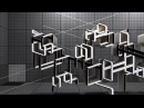 Max Cooper - Echoes Reality 4D - Official Video by Graphset