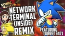 Network Terminal REMIX - Proximity ft. Turret 3471 | Sonic Forces