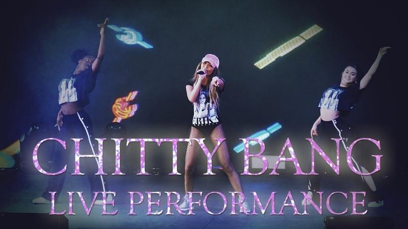 Erika Costell - Chitty Bang ft. Jake Paul (Live Performance)