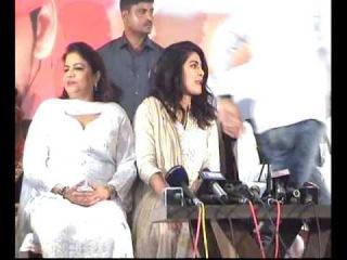 Priyanka Chopra in Patna for Bhojpuri film -बम- बम बोल रहा है काशी - Promotion-2
