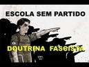 Escola sem Partido e Fascismo