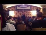 Стенд-ап в пабе Виндзор 7-го января. Виктор Комаров