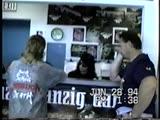 Danzig Streetside Records June 28 1994 St Louis